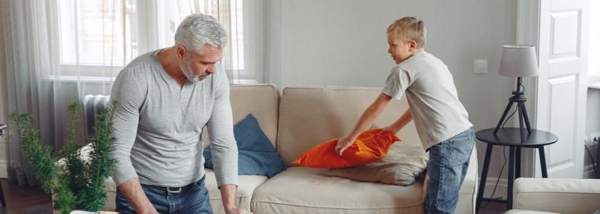CURĂȚENIA: Ghid esențial pentru dezinfectarea corespunzătoare a locuinței
