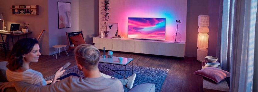 Philips Ambilight – Televizorul care îți oferă cele mai reale experiențe