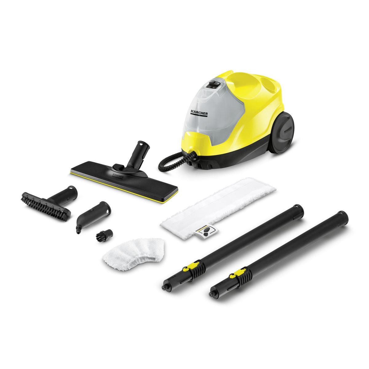 Curățitor cu abur Karcher SC 4 Yellow *EU 15124500