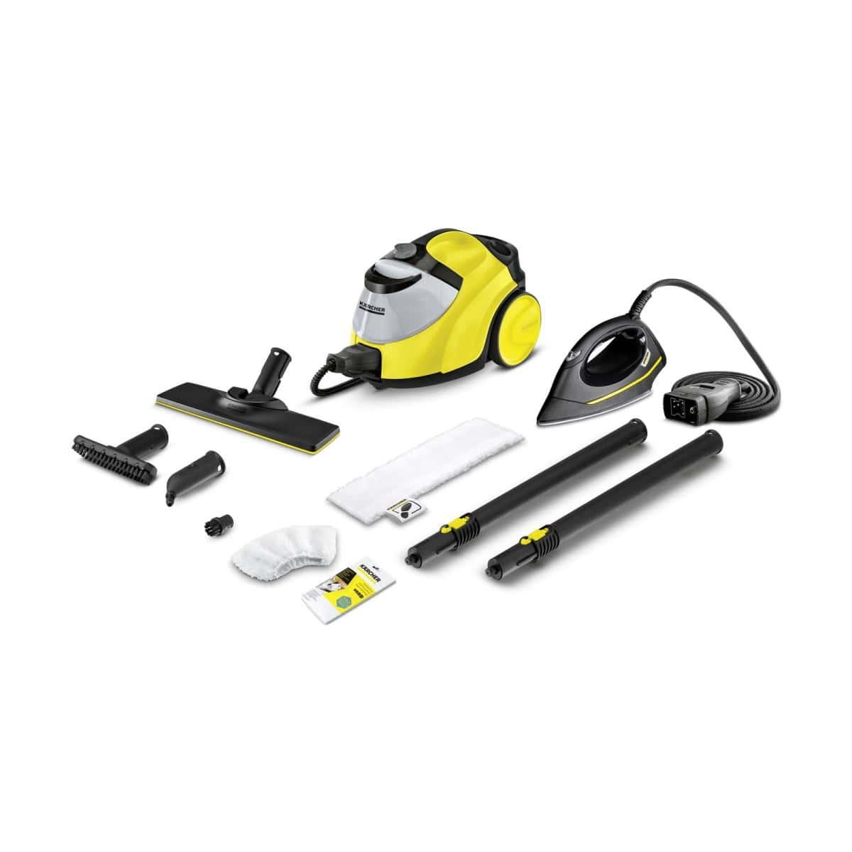 Curățitor cu abur Karcher SC 5 EasyFix Iron 15125360