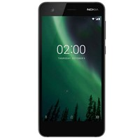 "Telefon mobil NOKIA 2 Dual Sim, Pewter Black, 5.0"", RAM 1GB, Stocare 8GB"
