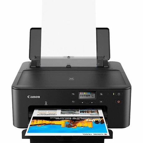 Imprimanta inkjet color Canon TS705, A4, duplex, USB Hi-Speed, Ethernet, Wi-Fi IEEE802.11 b/g/n/a, Canon PRINT Inkjet/SELPHY app, Easy-PhotoPrint Editor, Bluetooth , PIXMA Cloud Link, Google Cloud Print, Apple AirPrint, Wireless Direct, Mopria (Android)
