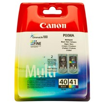Kit Cartus Cerneala Canon PG40 + CL41 - BS0615B043AA