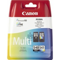 Kit Cartus Cerneala Canon PG540 / CL541 Black / Color