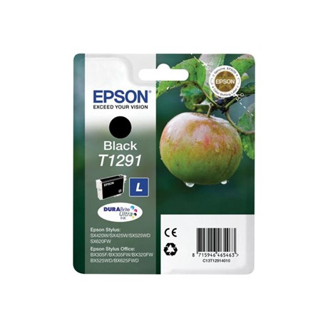 Cartus cerneala Epson T1291, black, capacitate 11,2m