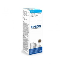Cartus cerneala Epson T6642, cyan, capacitate 70ml