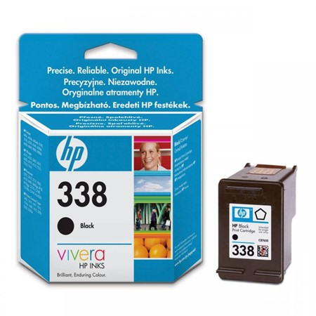 Cartus cerneala HP 338 Black - C8765EE