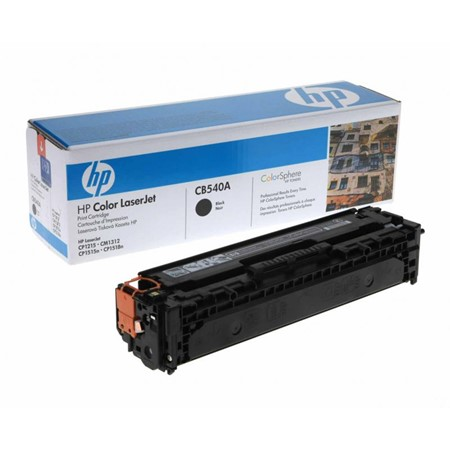 Cartus Toner HP CB540A Black