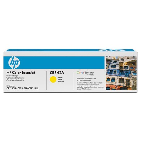 Cartus Toner HP CB542A Yellow