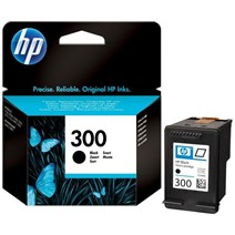 Cartus cerneala HP 300 Black - CC640EE