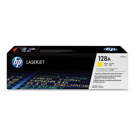Cartus Toner HP 128A CE322A Yellow