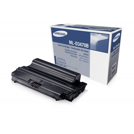 Cartus toner Samsung ML-D3470B/EUR, black, 10 k