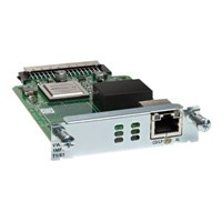 Modul Cisco 1-Port 3rd Gen Multiflex Trunk Voice/WAN Int, Card - G,703