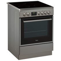 Aragaz electric Whirlpool ACMT 6533 IX