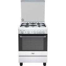 Aragaz Hotpoint Ariston H6GG1F (W) IT