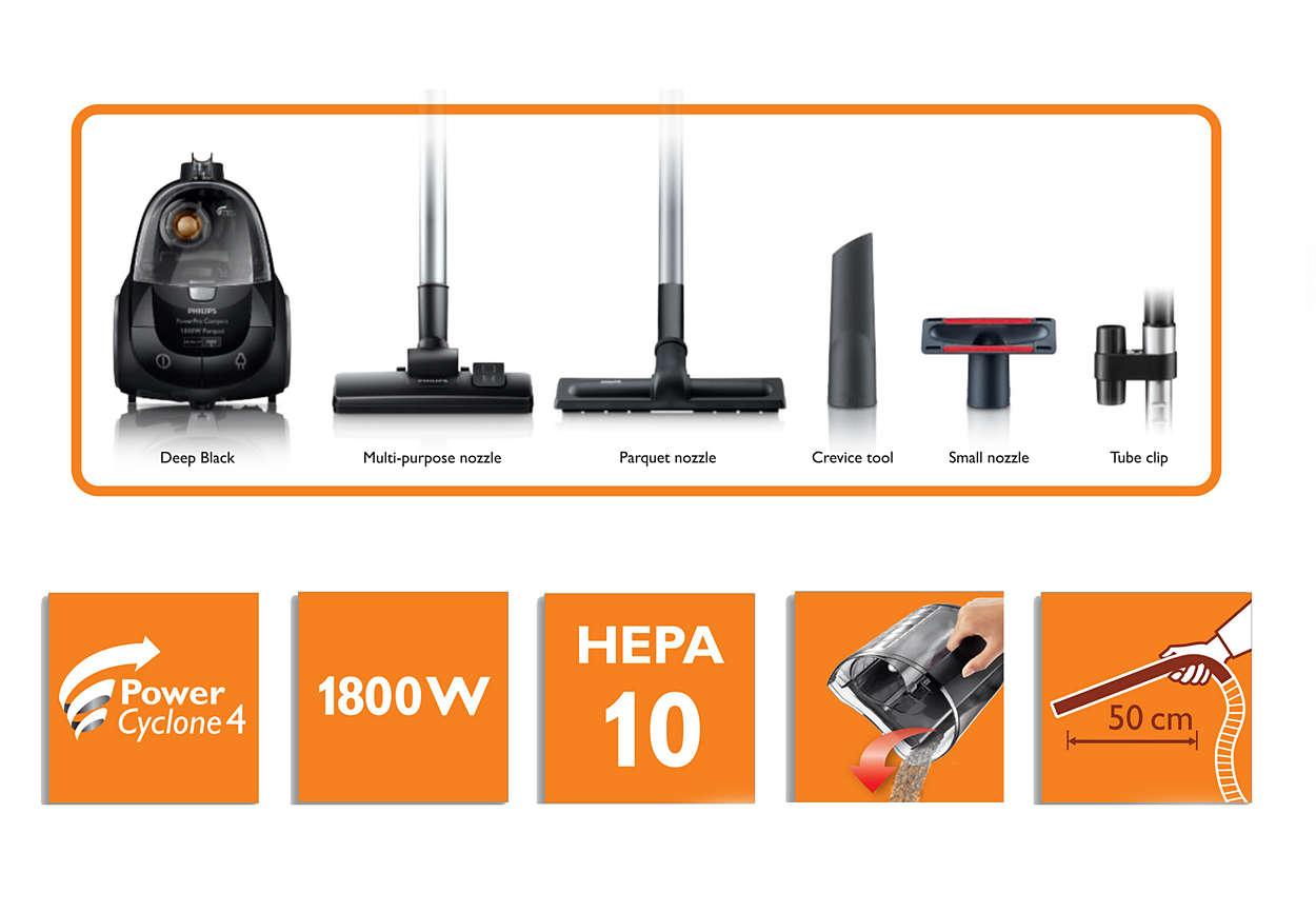 Aspirator fara sac Philips FC8473 01 - Pret avantajos - Ideall.ro 01d116a1df