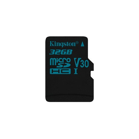 Card de Memorie MicroSDHC Kingston, 32GB, CLASS 10 UHS-I, 90/45 MB/s