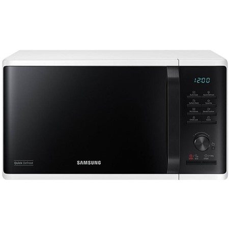 Cuptor cu microunde Samsung MS23K3515AW, 23 l, 1150 W, Touch control, Alb