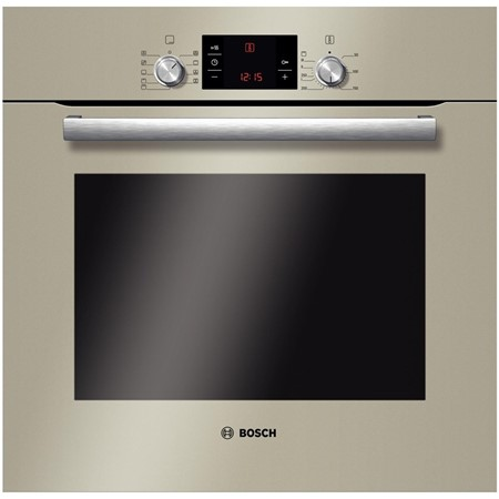 Cuptor incorporabil Bosch HBG33B530, Quartz Collection, Multifunctional 3D Plus, 66 L, 8 functii, Eco Clean