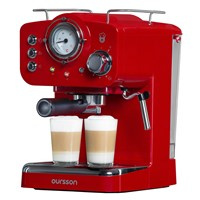 Espressor manual Oursson EM1500/RD