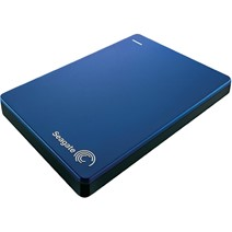 "Hard Disk Seagate Backup Plus 1TB, 2.5"", USB 3.0  Metalic Blue"