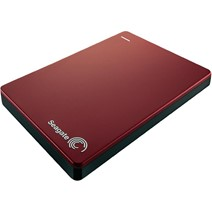 "Hard Disk Seagate Backup Plus 2TB, 2.5"", USB 3.0, Ruby Red"