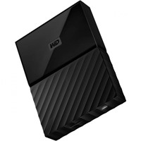 "HDD extern WD My Passport, 3TB, 2,5"" USB 3.0, negru"