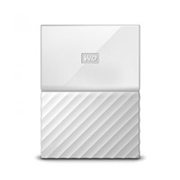"HDD extern WD My Passport, 1TB, 2,5"" USB 3.0, alb, WD Backup™"