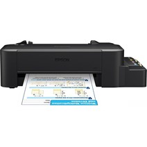 Imprimanta Epson ITS L120, inkjet color, format A4