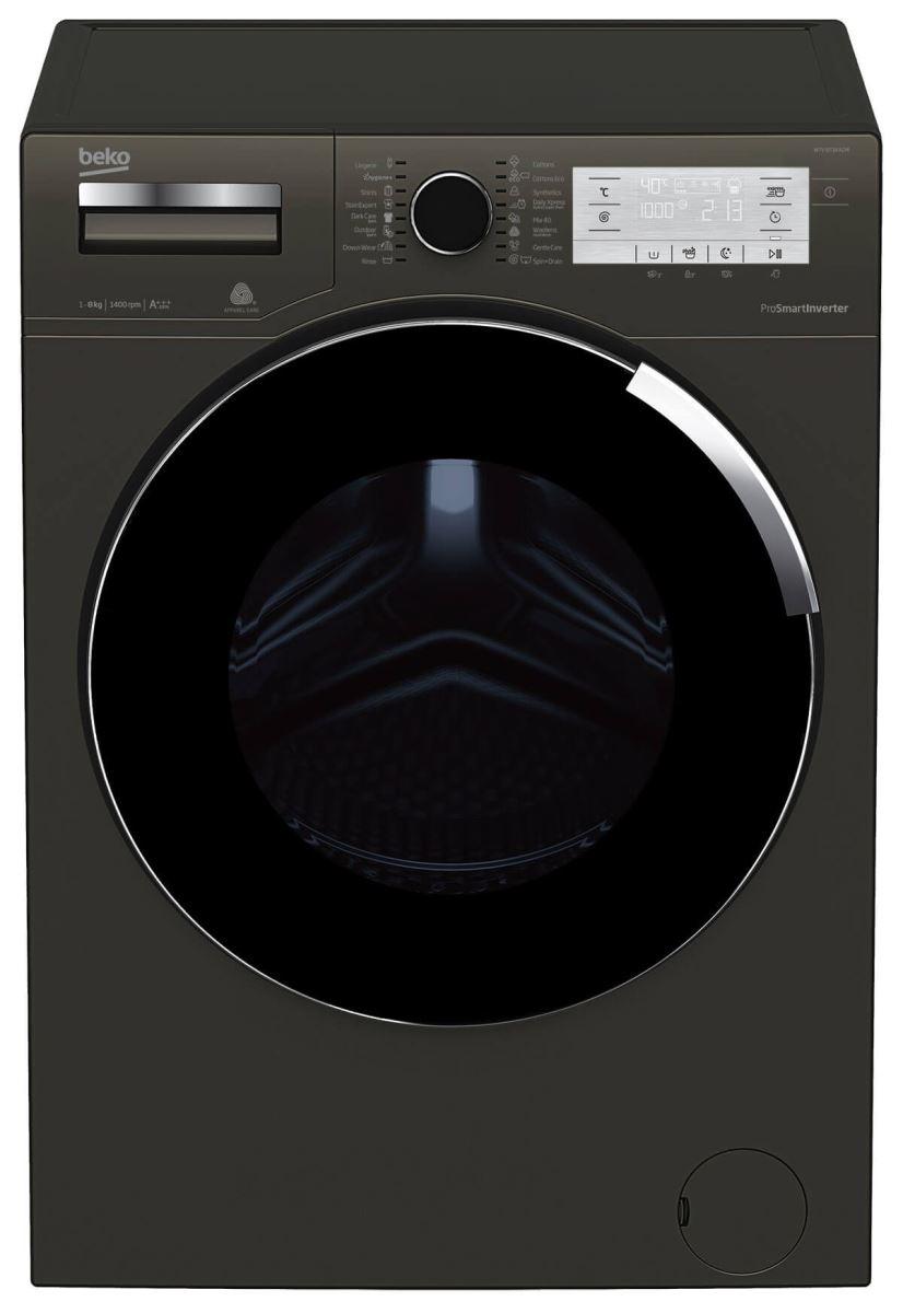 masina de spalat rufe beko wtv8734xcm pret avantajos. Black Bedroom Furniture Sets. Home Design Ideas