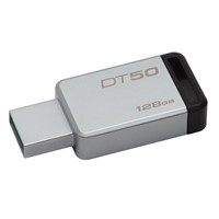 Memorie USB Kingston Flash Drive DataTraveler® 50, 128GB, Speed2 USB 3.1, DT50/128GB