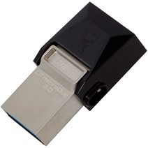 USB Flash Drive Kingston DataTraveler microDuo 3C 32GB USB 3.0 + USB Tip C