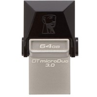 USB Flash Drive Kingston DataTraveler microDuo 3C 64GB USB 3.0 + USB Tip C
