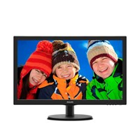 "Monitor LED Philips 223V5LHSB/00 21.5 "" 5ms black"