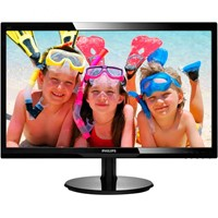 "Monitor LED Philips 246V5LSB/00 24 "" 5ms black"