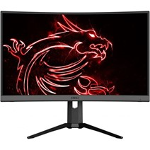 "Monitor gaming curbat MSI Optix MAG272CQR, 27"", 165 Hz, WQHD, 1 ms, HDMI, DisplayPort, USB, Negru"