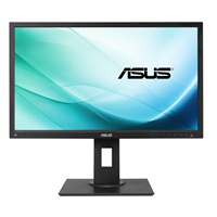 "Monitor ASUS BE249QLB, 23.8"", IPS, 5 ms,  VGA, USB, DVI, DisplayPort, Boxe stereo , Black"
