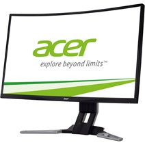"Monitor ACER XZ321Qbmijpphzx 31.5"", FHD, Gaming, VA, LED, 4 ms, Boxe integrate, Black"