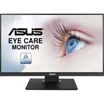 "Monitor ASUS VA24DQLB, 23.8"", Full HD, 75 Hz, HDMI, DisplayPort, USB, Negru"