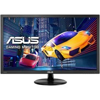"Monitor ASUS VP228HE  21.5"" FHD, Gaming,, WLED/TN, LED, 1 ms, 1000:1, Flicker Free, HDMI, D-SUB, VESAS, Black"