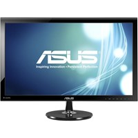 "Monitor LED ASUS VS248HR 24"" 1ms black"