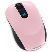 Mouse Microsoft Sculpt Mobile fara fir, roz