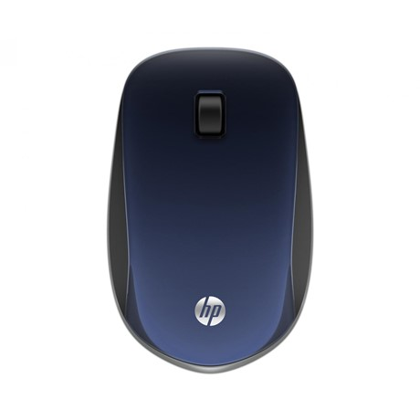 Mouse HP Z4000, Wireless 2.4 GHz, slim, BLUE