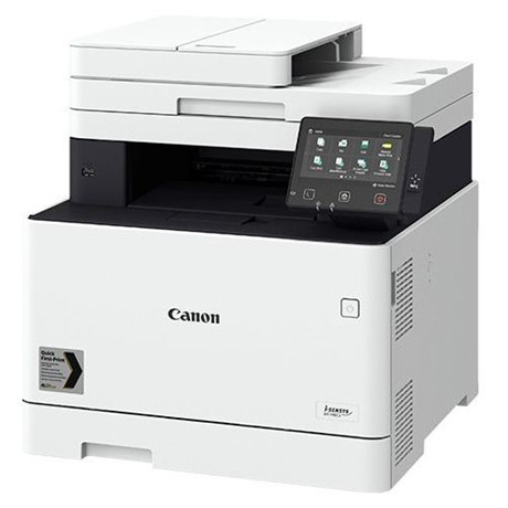 Multifunctional laser color Canon MF746CX, A4, Printare, Copiere, Scanare, Fax, Imprimare fata-verso, USB 2.0 Hi-Speed, Wireless