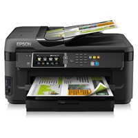 Multifunctional laser color Epson Workforce WF-7610DWF, print, scan, copy, fax,  A3+, wireless