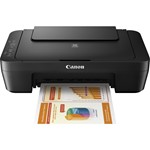 Multifunctional inkjet color Canon Pixma MG2550S, A4 (Printare, Copiere, Scanare)