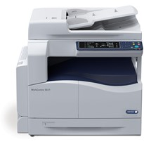 Multifunctional Xerox WorkCentre 5021, laser monocrom, A3