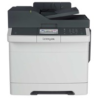 Multifunctional Lexmark  CX410de  laser color, A4