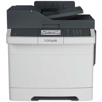 Multifunctional Lexmark  CX410e  laser color, A4