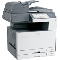 Multifunctional Lexmark X925DE,  laser color, A3